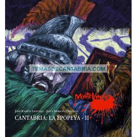 CANTABRIA LA EPOPEYA 2. MONTE VINDIO