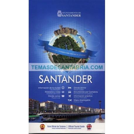 SANTANDER. GUÍA OFICIAL DE TURISMO