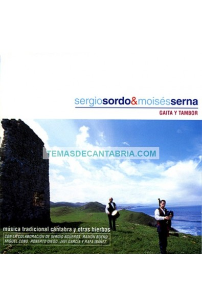 SERGIO SORDO Y MOISÉS SERNA