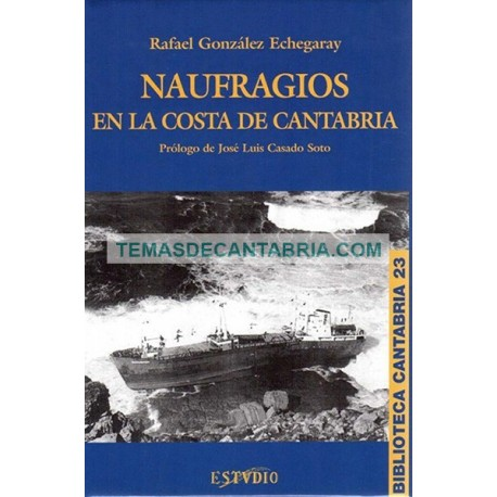 NAUFRAGIOS EN LA COSTA DE CANTABRIA