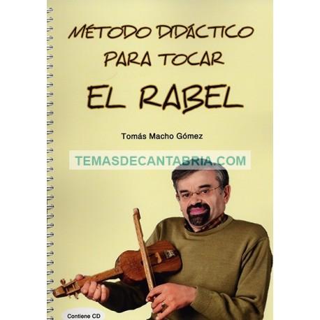 MÉTODO DIDÁCTICO PARA TOCAR EL RABEL