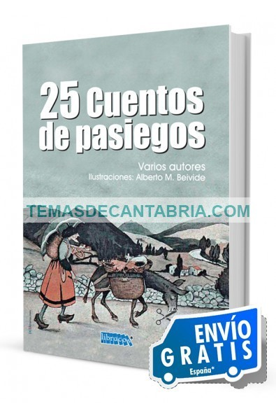 25 CUENTOS DE PASIEGOS
