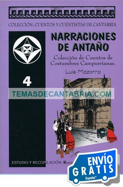 NARRACIONES DE ANTAÑO