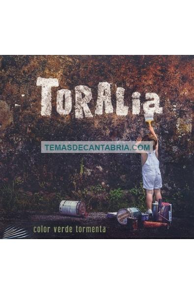 TORALIA COLOR VERDE TORMENTA