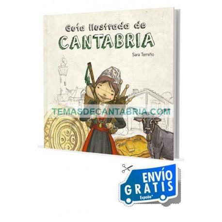GUÍA ILUSTRADA DE CANTABRIA