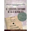 EL ESTATUTO CÁNTABRO DE LA II REPÚBLICA