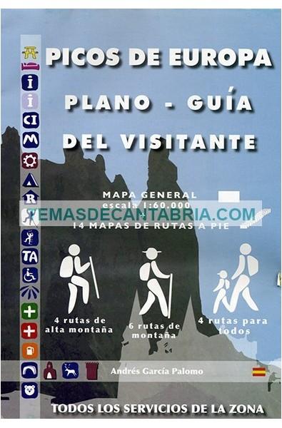 PICOS DE EUROPA PLANO-GUÍA DEL VISITANTE
